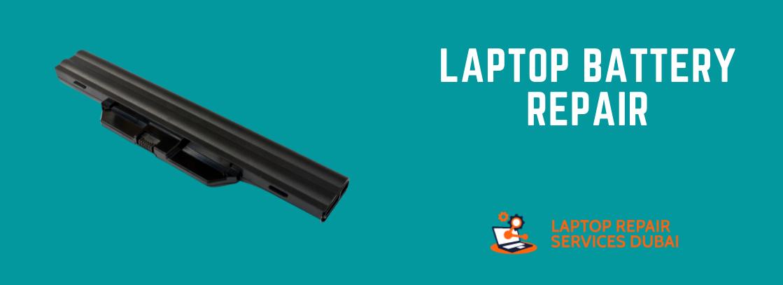 Laptop Battery Repair