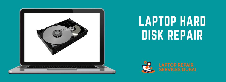 Laptop Hard Disk Repair